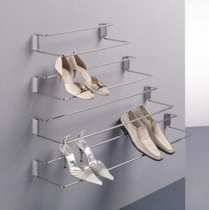 """מתלה לנעליים רוחב 830-1130 מ""""מ"""