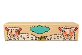 רוחב כבשה שמנת