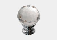 כפתור C302 קריסטל 30ממ