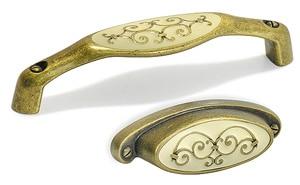 15134 ידית אמייל שנהב, ברונזה עתיק