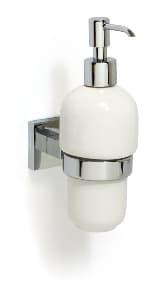PL20 מחזיק מיכל סבון נוזלי ניקל PLANA