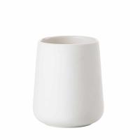 כוס מברשת שיניים לבן 361105