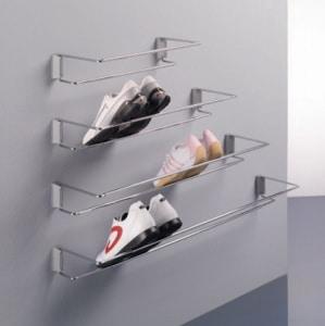 """מתלה לנעליים רוחב 480-830 מ""""מ"""