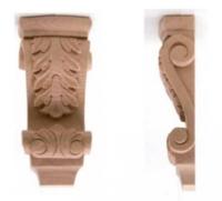 עיטורי עץ TT116-117