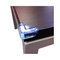 מגנים לפינות שולחן זכוכית