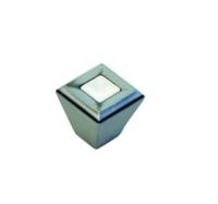 כפתור W7074 עם פורצלן