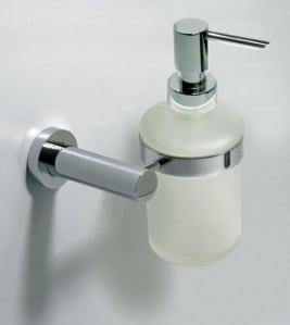RO20 מיכל תלוי לסבון נוזלי ניקל RONDO