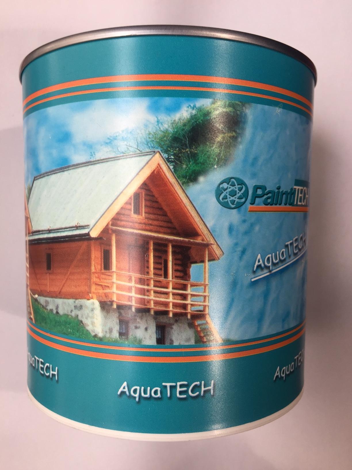 AquaTech צבע על בסיס מים