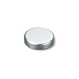 P2CTA כיסוי מהודר לציר דלת זכוכית 200/600 ניקל