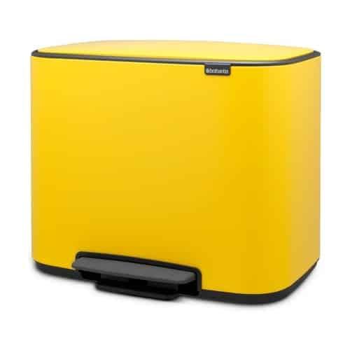 BO פח פדל 36 ליטר, צהוב דייזי Brabantia